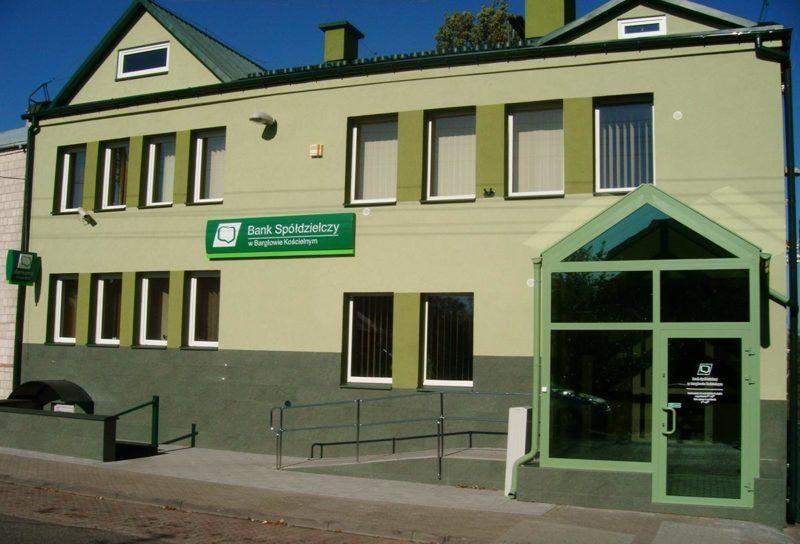 Centrala Banku Spółdzielczego w Bargłowie Kościelnym